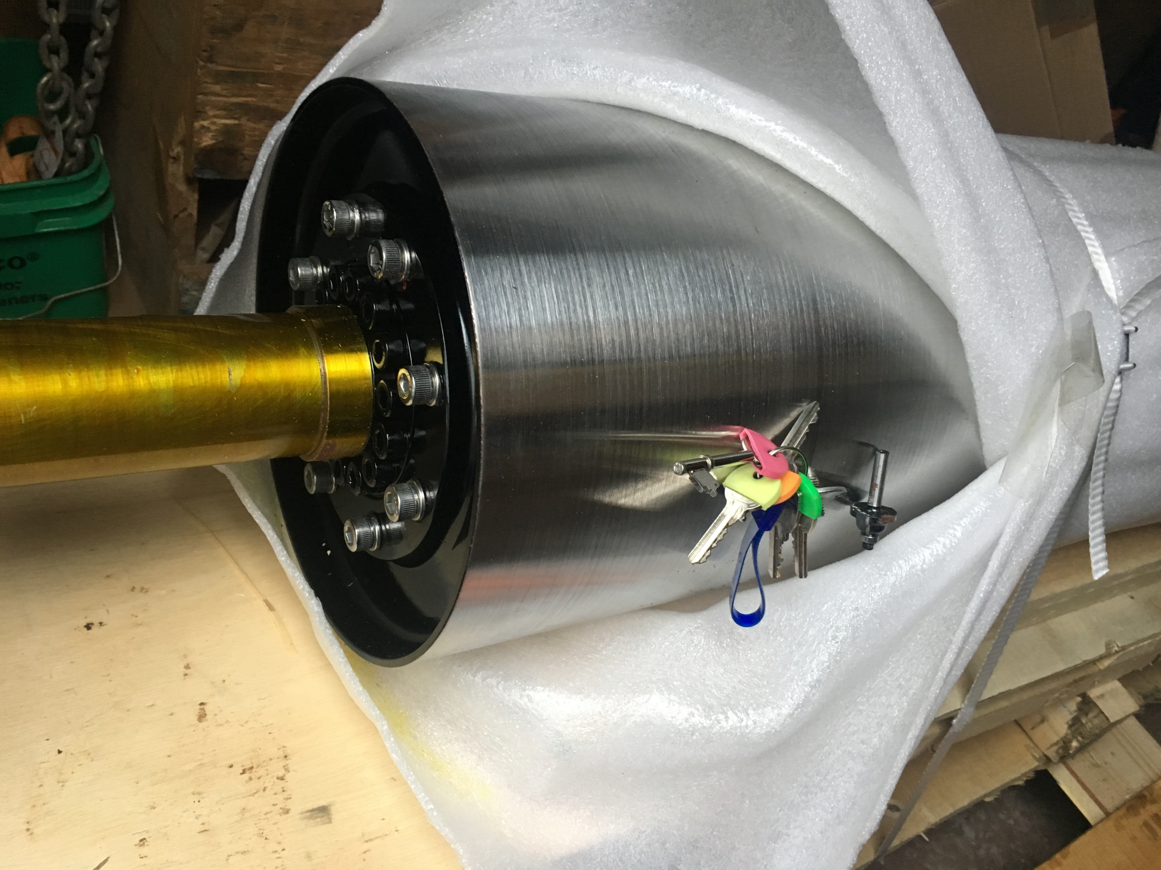 Head Drum Pulley Magnet image